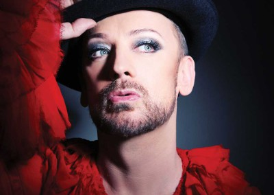 © Courtesy of Boy George