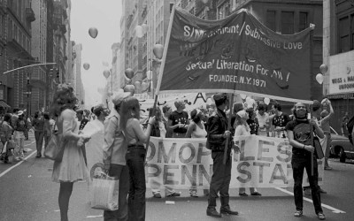 The BDSM history of New York